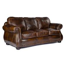 large picture of usa premium leather furniture 8755 30 sofa chesterfield cowboy
