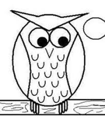 how to draw easy cartoon owls drawing lessons for kids