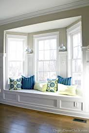 Remarkable Bay Windows With Window Seats 86 In Small Home Remodel Ideas  with Bay Windows With Window Seats