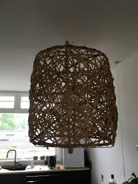 ay illuminate bird s nest pendant light