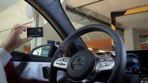 View data like mileage, fuel level and more, find your vehicle's location, or take action with convenient features like remote engine start and remote lock/unlock. Innovative Parking Solutions By Mercedes Benz Daimler Innovation Digitalisation Mobility Services