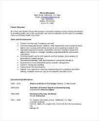 What Is Objective On A Resume 18 Sample Resume Objectives Pdf Doc Free Premium