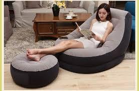 s 290 cm inflatable faux suede art