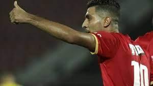 محمد شريف يحافظ على صدارة ترتيب هدافي الدوري المصري