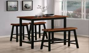 Table Height Stools Kitchen Kitchen Accessories Kitchen Table Sets With Matching Bar Stools