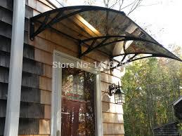 front door awningsAliexpresscom  Buy DS80200 P80x200cm3149x 7874inches