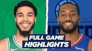 Celtics at Clippers Highlights - Full Game