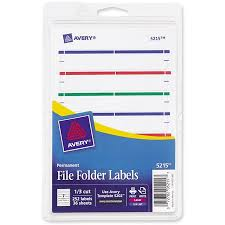 Avery File Folder Labels 5366 Template Avery File Folder Labels 5366 Keep Shopping Online