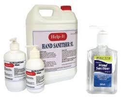 Hand Sanitiser 237ml Waterless Germ Killer With Moisturizer