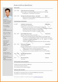 international format of cv 6 cv pdf format download theorynpractice