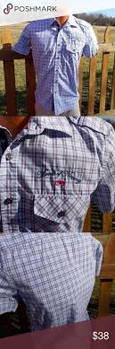 Moods Of Norway Mens Button Front Shirt Size Small Moods Of