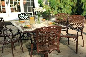 incredible metal patio table and chairs painting metal furniture how to paint metal patio furniture