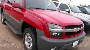 2002 Chevrolet Avalanche - YouTube