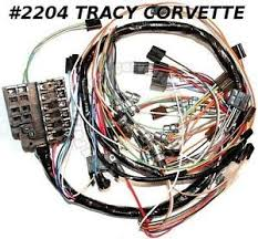 1963 corvette new repro dash ip wiring harness wo bu lamps usa image is loading 1963 corvette new repro dash ip wiring harness