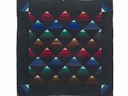 Amish Shadows Quilt -- outstanding specially made Amish Quilts ... & Woolen Amish Shadows Wall Hanging Photo 1 ... Adamdwight.com