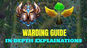 League of Legends Support Warding Guide ...