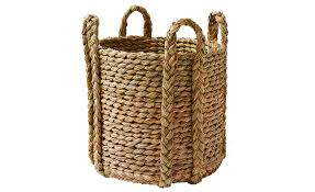 10 lovely wood baskets for your log burner or open fire country life