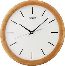 seiko qxa781a wall clock on