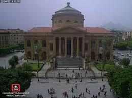 WebCam di Teatro Massimo di Palermo - Sicilia ...
