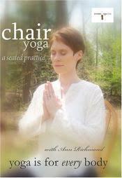 chair yoga dvd. chair yoga: a seated practice yoga dvd r