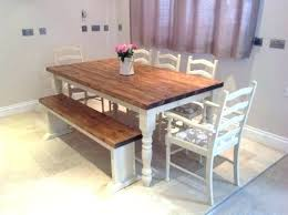 Kitchen Dining Tables With Benches Dining Table Bench Seat Best Bench Seating For Dining Table
