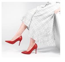 <b>SOPHITINA</b> Woman Elegant Pumps Sheepskin High Thin Heels ...