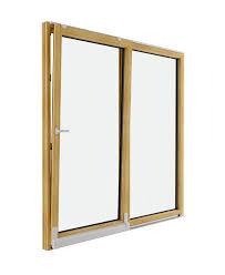 tilt and slide door tilt ventilation position