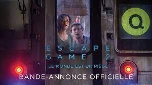Escape Game 2 : Le monde est un piège ...