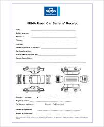 Car Payment Receipts 9 Examples In Word Pdf
