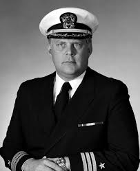 CDR Stephen Kirk Lambright, USNR-R (covered) - U.S. National Archives  Public Domain Image