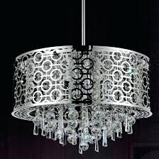 white drum chandelier drum shade light fixtures large drum chandelier crystal pendant lighting kitchen drum light