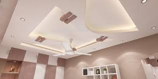 curve false ceiling bedroom by ghar360