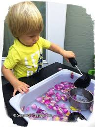 Month 18: Top 10 Sensory Activities for your 18 month old   Tactile ...