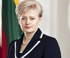 Литвы биография и карьера Дали Грибаускайте Президент Литвы биография и карьера Дали Грибаускайте