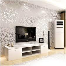 Wohnideen Wohnzimmer Tapeten Design Zusammen Frisch Design Ideen