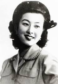 「1950年 - 第1回ミス日本コンテスト」の画像検索結果