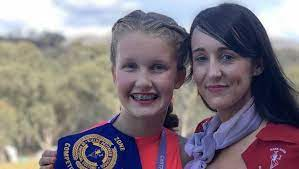 Lluka Moffitt, Harmony Fagan, Bette Lysaught, Althea Mack, Bridie O'Neill  and Nic Benge to represent Upper Hunter Physical Culture Club on Nationals  stage | Muswellbrook Chronicle | Muswellbrook, NSW