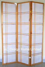 natural color cheap rice paper nonwoven and wooden japanese style folding shoji screen room divider x 3 panel japanese screen room divider i54 japanese