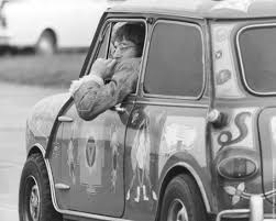 Mini Car Huge Names - 5 Celebrity Mini Owners | ColumnM