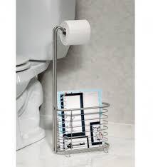 Bathtub Magazine Holder Stunning Modest Delightful Bathroom Magazine Rack Racks For Idea 32