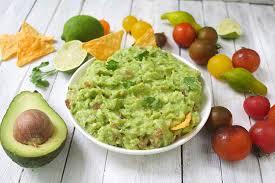 best ever guacamole gourmandelle