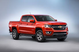 2016 Chevy Colorado Diesel Pickup Priced At $31,700; Fuel ...