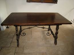 wrought iron and wood furniture. Wrought Iron And Wood Furniture. Rectangular \\\\u0026 . Furniture O