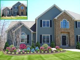 simple landscaping ideas home. Front Yard Landscaping Ideas Images Decorative Landscapes Inc Simple Large Home F