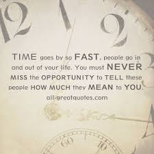 Short Quotes About Time Adorable TIME Goes By So FAST Life Is Too Short Quote