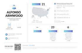 Alfonso Armwood, (718) 696-4036, 2752 Laconia Ave, Bronx, NY   Nuwber