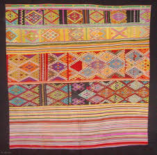 Woman's ceremonial skirt,West Timor . Cotton, warp ikat ... & Cotton, warp ikat, supplementary warp and weft weave. Adamdwight.com