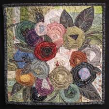 954 best Patchwork images on Pinterest | Beautiful, Bags and ... & My little mini quilt is done! I'm still working on the larger 12 block quilt,  but with Quilt Market all too quickly approaching, that will have to take a  ... Adamdwight.com