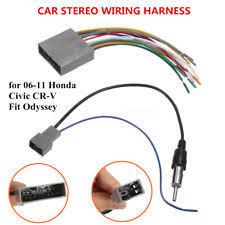 honda civic stereo harness ebay 1996 honda civic wiring harness diagram at Honda Civic Wiring Harness