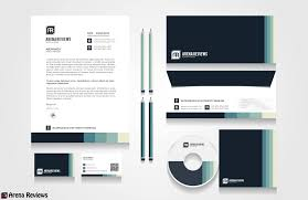 Office Stationery Design Templates Corporate Identity Design Template Free Download Arenareviews